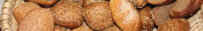 Vegetarisch gezond weekmenu volkoren brood ijzer