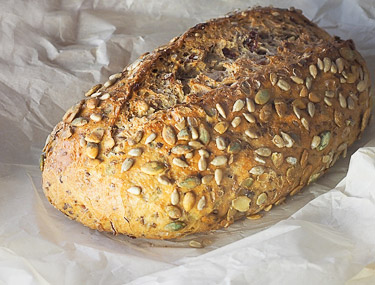Overgebleven brood recepten tegen voedselverspilling. Jade de Vries op Duurzaam Weekmenu