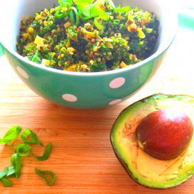 Boerenkool Bowl veganistisch recept in het weekmenu