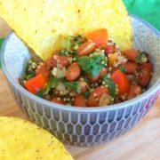 Taco bowl dagje zonder vlees op Vegetarisch-Weekmenu