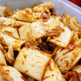 Kimchi recept. Waarom kopen? DIY! Kimchi zelf maken met Vegetarisch Weekmenu