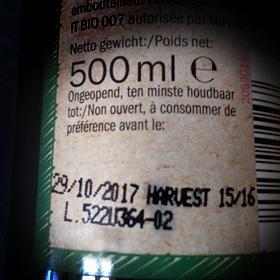 Houdbaarheidsdatum THT, TGT en voedselverspilling
