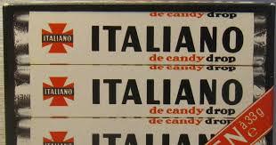 Uitproberen: Italiano drop is waarschijnlijk vegetarisch