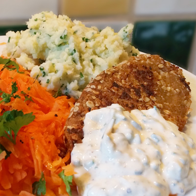 Witte bonenburger recept DIY is heel gemakkelijk te maken met Vegetarisch Weekmenu