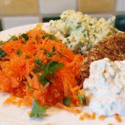 Verse kruiden aardappelen recept op Vegetarisch Weekmenu