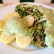 broccoli recept broccolisaus op Vegetarisch Weekmenu