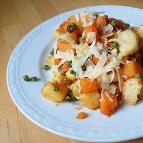 Flespompoen aardappel stoofpot recept op Vegetarisch Weekmenu
