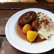 Koolrabi in roomsaus recept op Vegetarisch Weekmenu