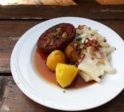 Koolrabi in roomsaus vegetarisch recept in het weekmenu