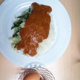 Spitskool en peultjes met pindasaus recept op Vegetarisch Weekmenu