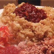 Nasi bloemkool recepten ketjapsaus telur kecap specerijen gefruurde uitjes duurzame palmolie vegetarisch weekmenu