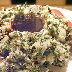 Stampot boerenkool rookworst boerenkoolstamppot moeder basis recept Vegetarisch Weekmenu