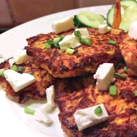 Wortelburgers DIY vleesvervangers maken recept Vegetarisch Weekmenu