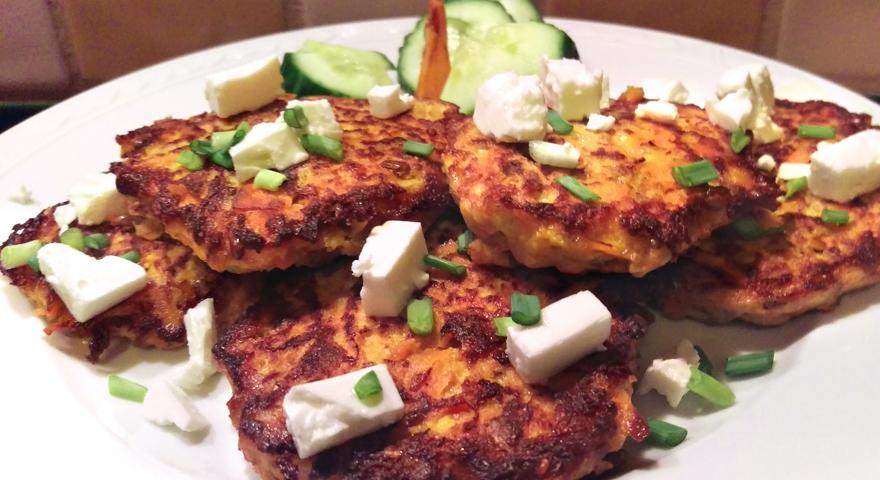 Wortelburgers zelf vleesvervanger maken Vegetarisch Weekmenu