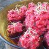 Gevulde rode bieten recept hoofdgerecht Vegetarisch Weekmenu