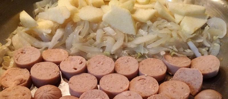 Stamppot wortel uien appel bakken koken recept Vegetarisch Weekmenu