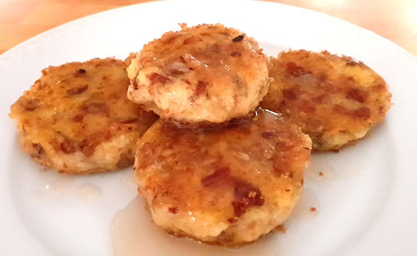 Homemade notenburgers pecannoten zonnebloempitten Vegetarisch Weekmenu