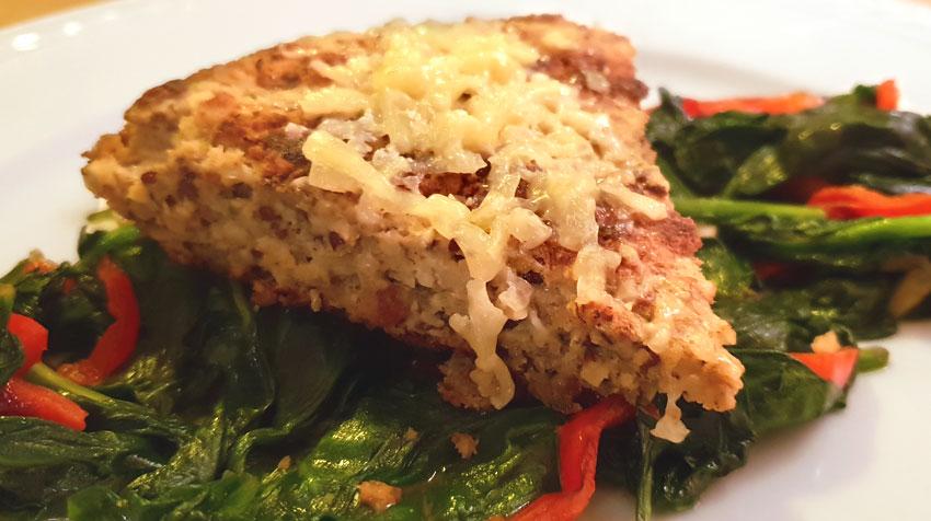 Zelf maken bonenburger recept spinazie gezond hoofdgerecht Vegetarisch Weekmenu
