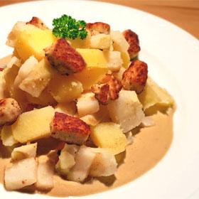 Vegetarische knolselderij recepten hoofdmaaltijd quorn