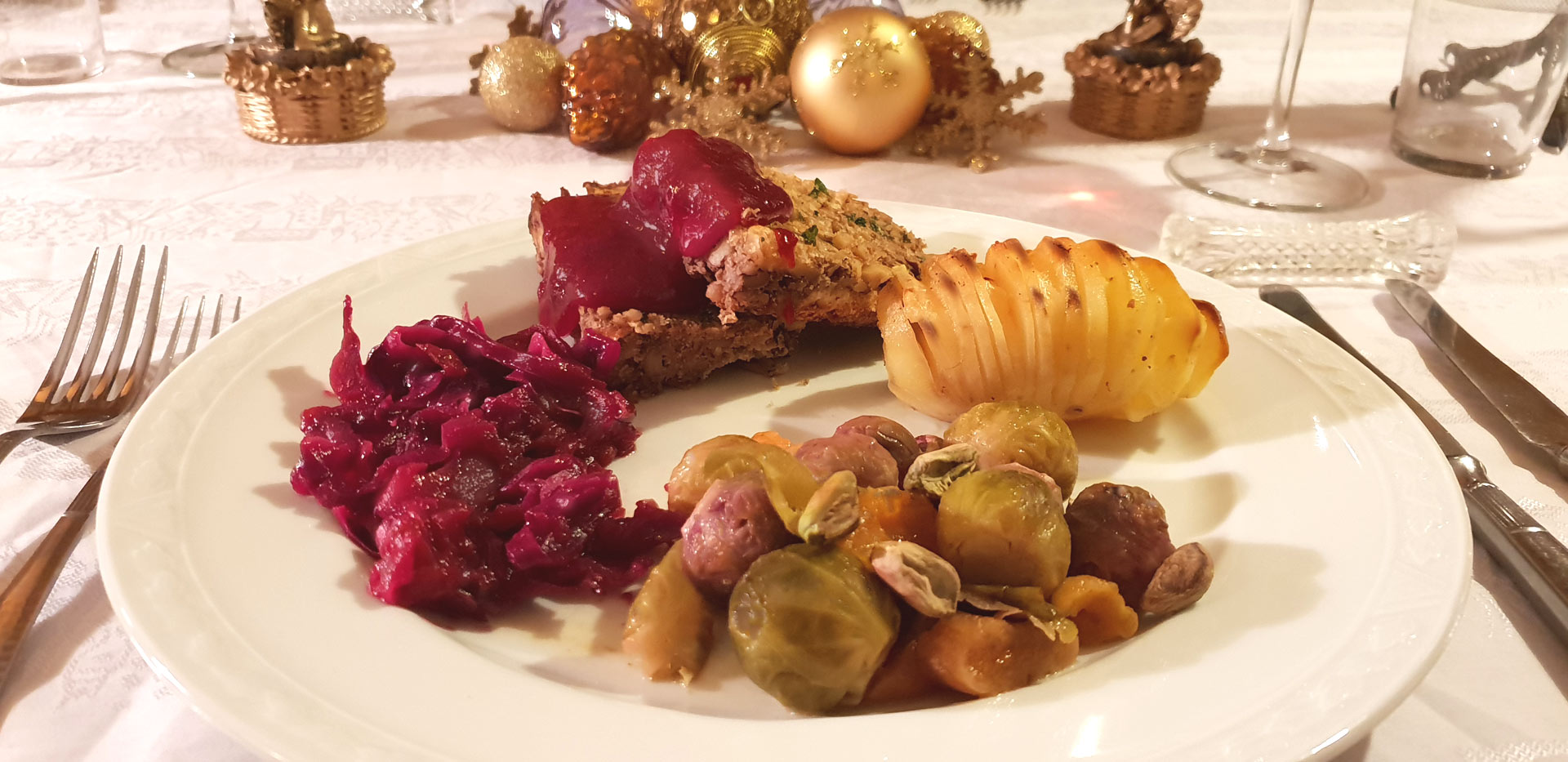 Kerstmenu 2018 vegan vegetarisch weekmenu