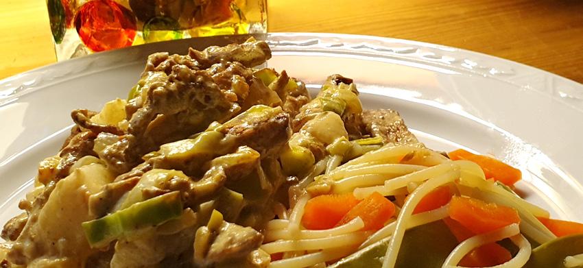 Shoarma groente stoofpot vegan recept Vegetarisch Weekmenu