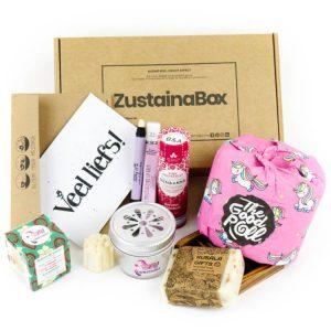 Valentijn valentijnsdag valentijncadeau duurzaam ZustainaBox